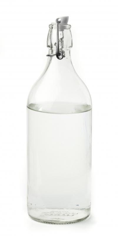 Vinegar, which is naturally antibacterial.