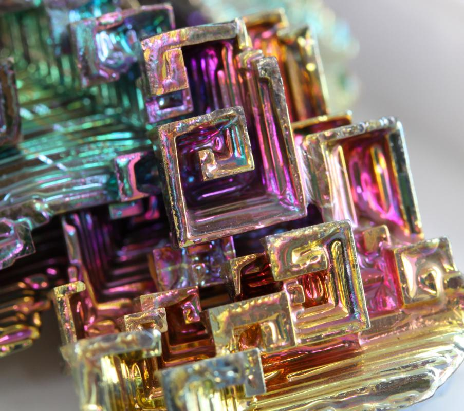 Elements like bismuth have extremely long half-lives, making them appear stable.