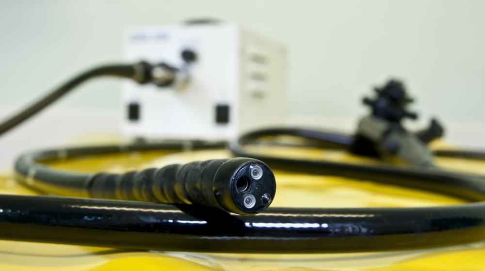 Endoscopes are sometimes used for a rectal exam.