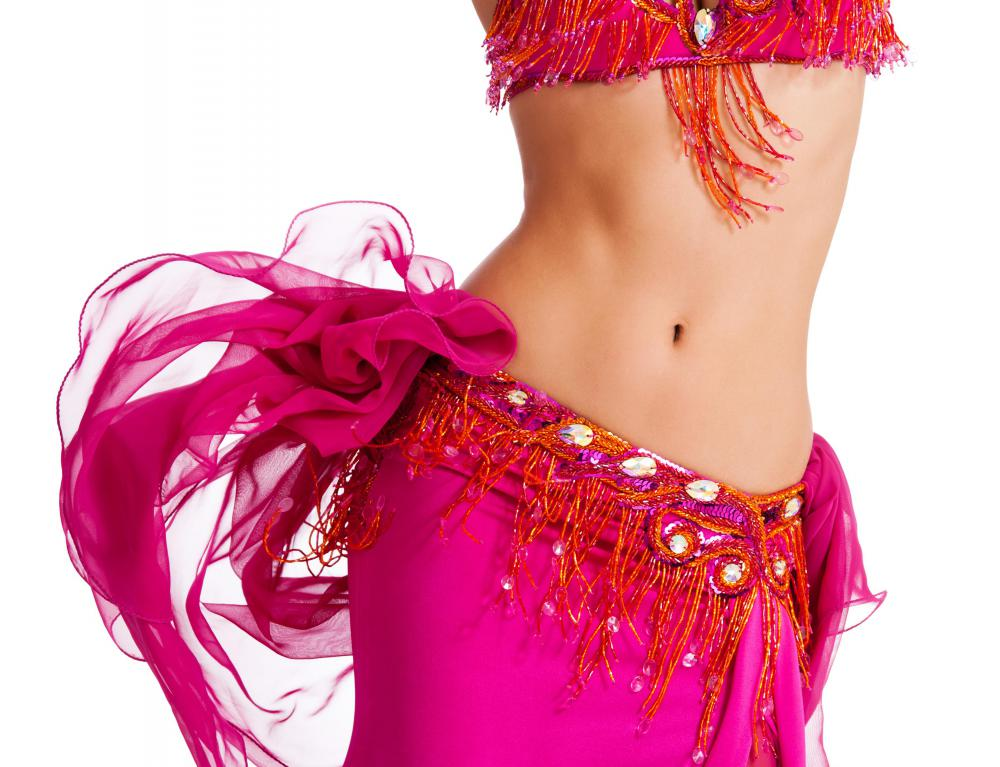 Belly dancing is often included in mehndi dances.