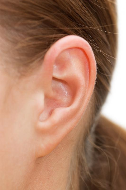 People affected with hypochondroplasia are susceptible to ear infections.