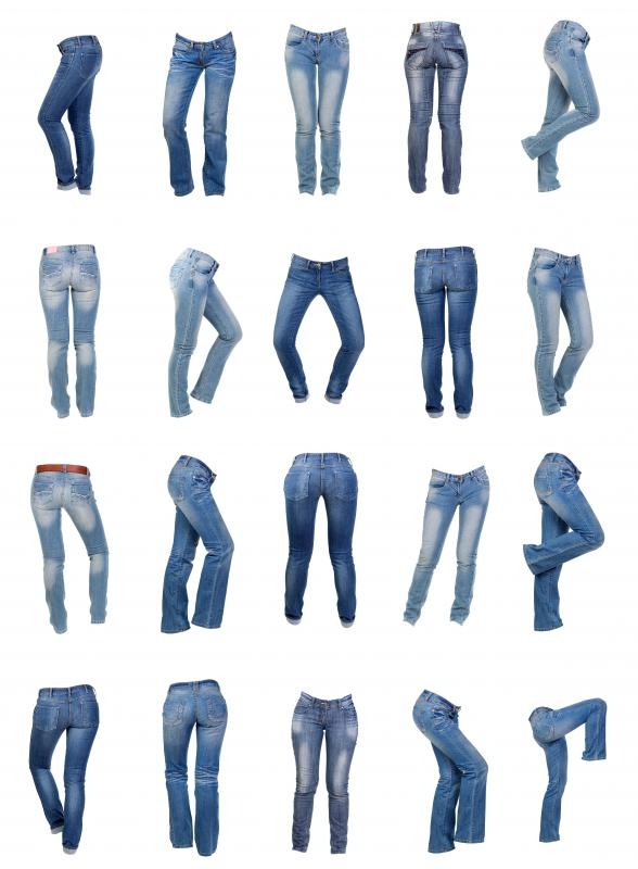 Jeans now come in a variety of styles and fits to match everyone's needs.