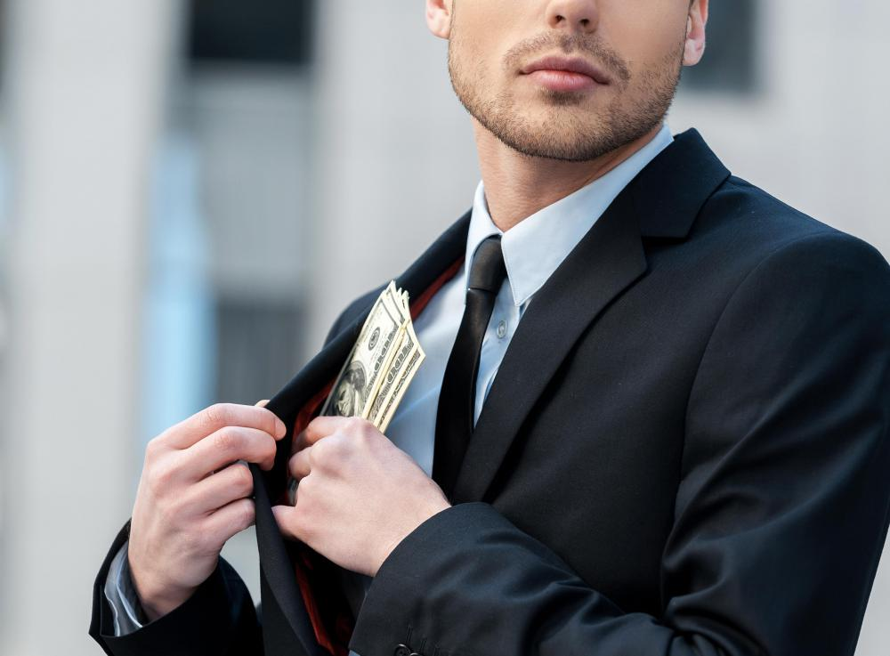 A con man's main goal is personal financial gain.