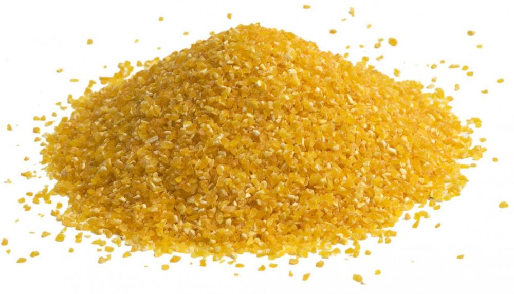 Cornmeal is a high carb food.
