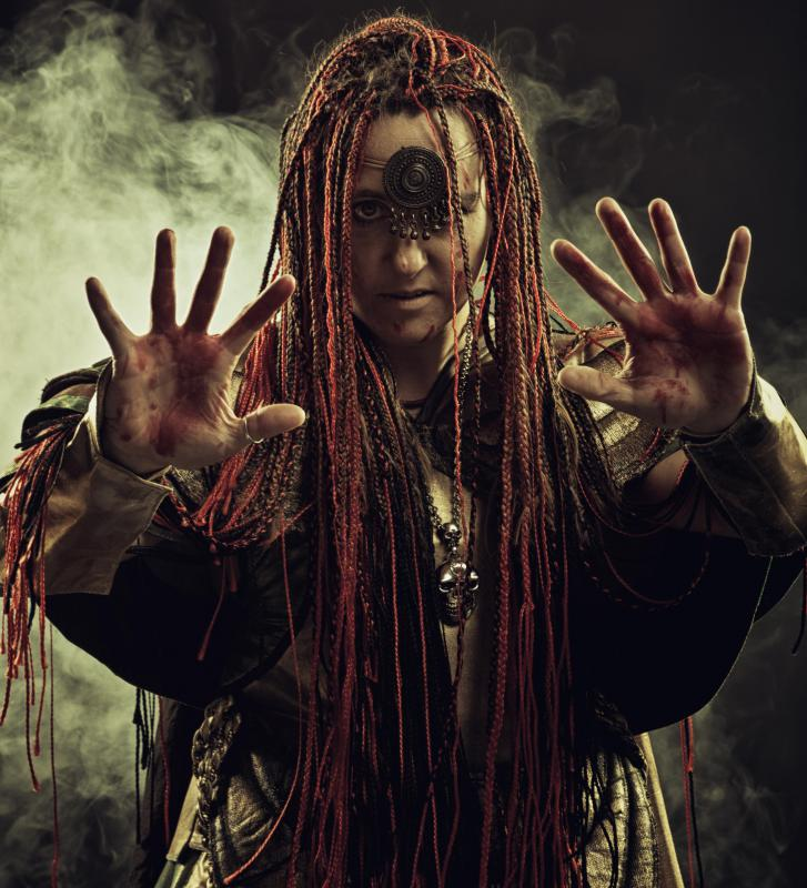 A soothsayer may also be referred to as a shaman.