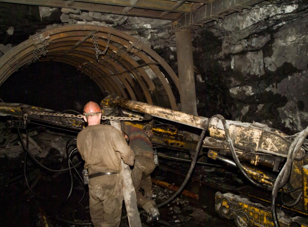 Mining is a traditional part of the Nova Scotian economy.