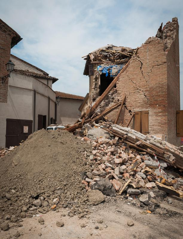 Earthquakes can be so small they are not even felt by people and so large they can cause massive damage.
