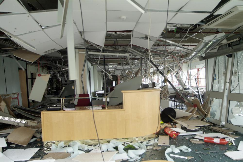 Commercial insurance can be critical in rebuilding a business that has suffered unexpected damage.