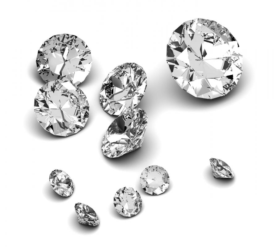 A diamond is an example of an allotrope.