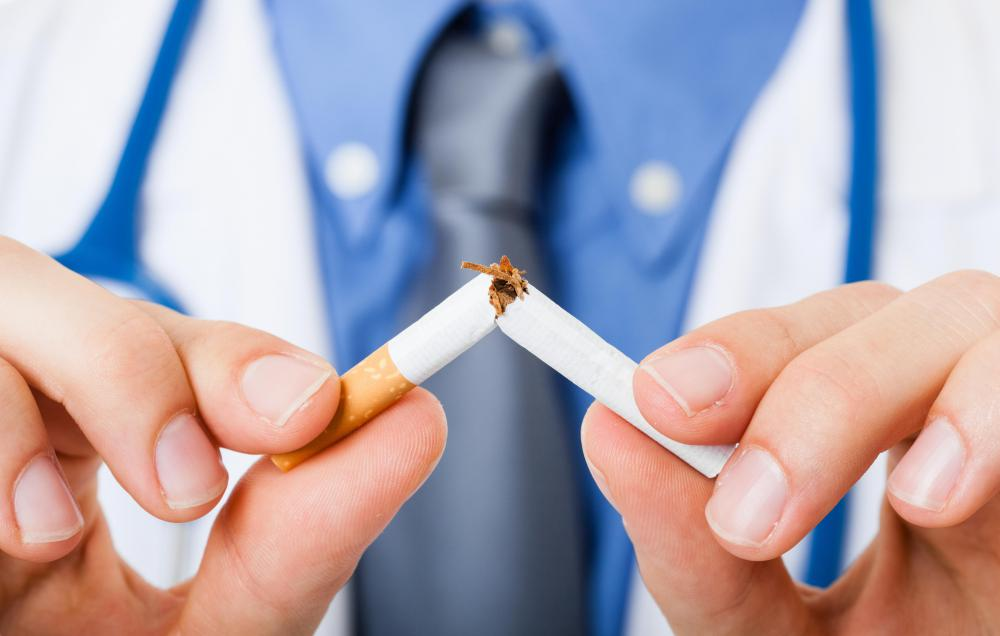 A health appraisal might help a smoker decide to quit.