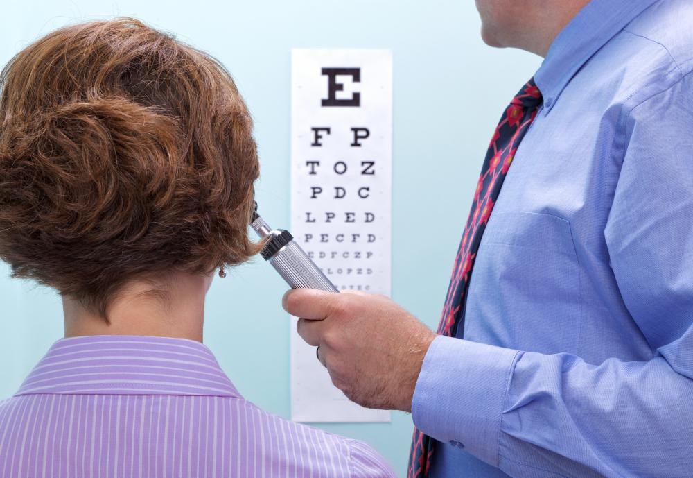 Routine eye exams can help detect vision or eye problems -- such as astigmatism -- early.
