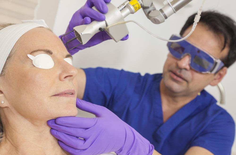 Today, lasers are used in a number of cosmetic procedures that have taken the place of a traditional lift.