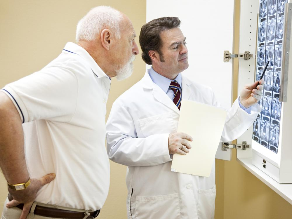 The patient's condition under treatment is monitored, and if the patient fails to improve or gets worse, the doctor returns to the drawing board.