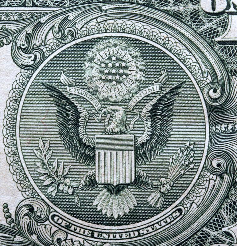 """E pluribus unum"" literally translates to ""out of many, one."""