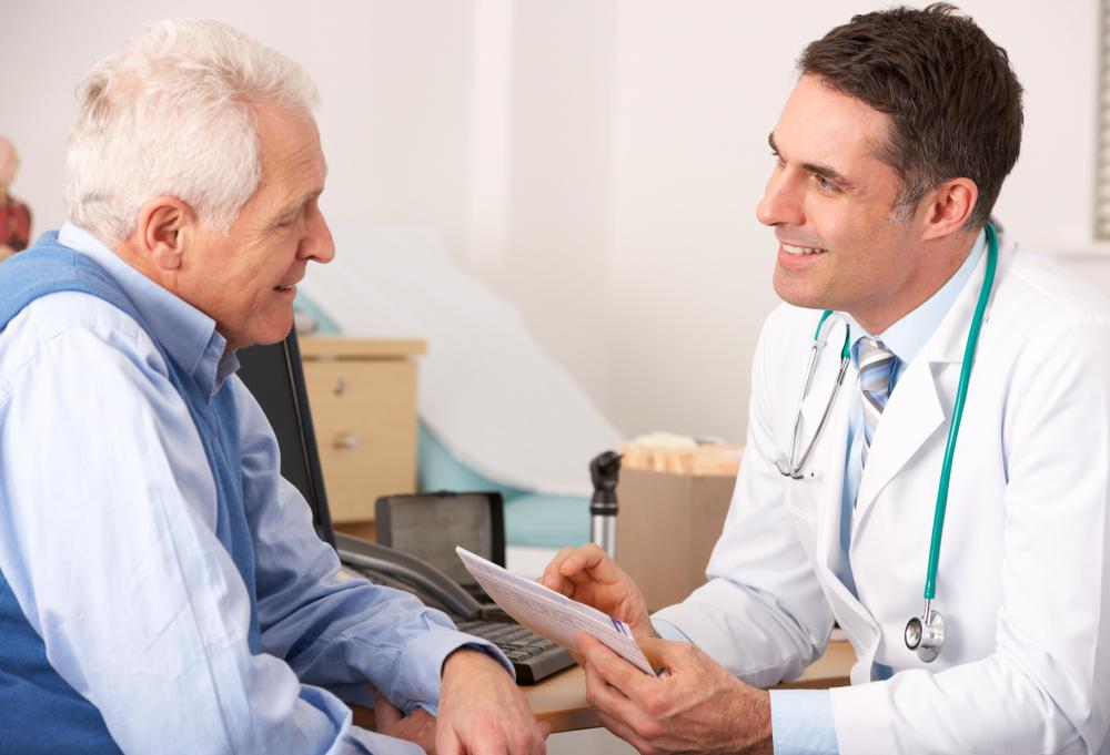Medicare offers coverage for hospital stays under Part A and regular doctor visits in Part B.