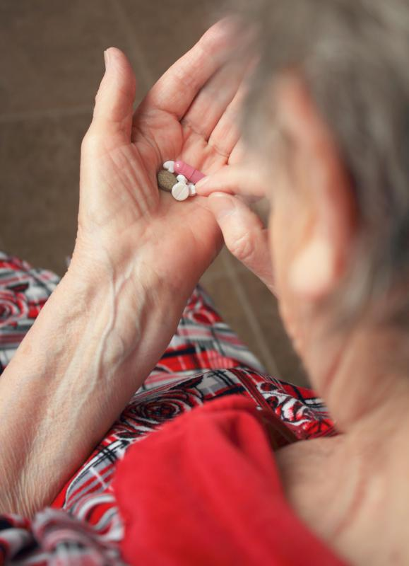 Patients who have age-related diabetes and dementia are prone to hyperintense lesions.