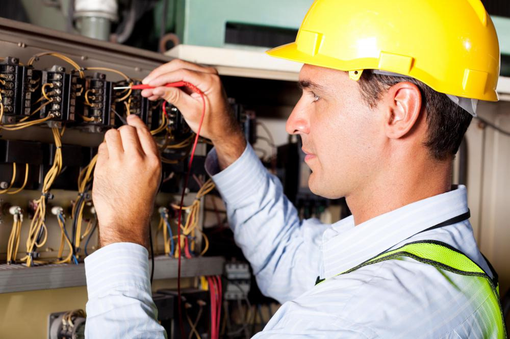 Vocational schools can provide skills and training needed to become a professional electrician.