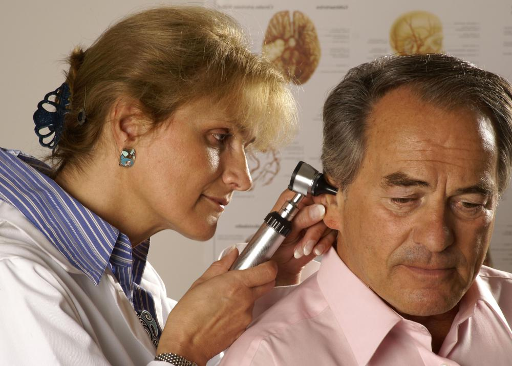 An ENT doctor may be consulted to provide treatment options for vertigo.