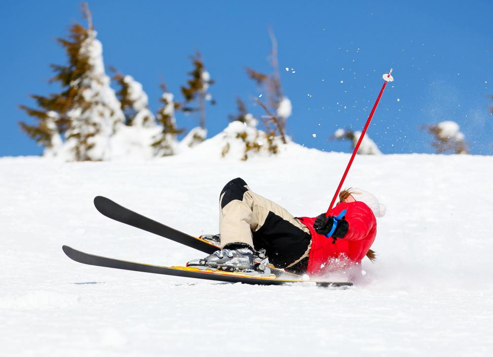 A black diamond trail will be one of the more difficult slopes at a particular ski resort.