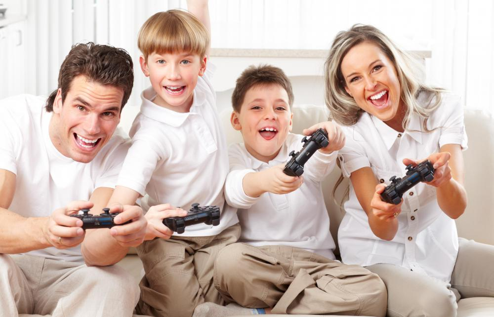 Some gaming consoles are easier to operate, making them more family-friendly.