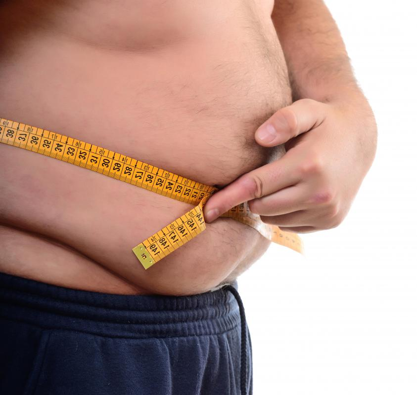 Subcutaneous fat is more easily reduced with exercise than just dieting.