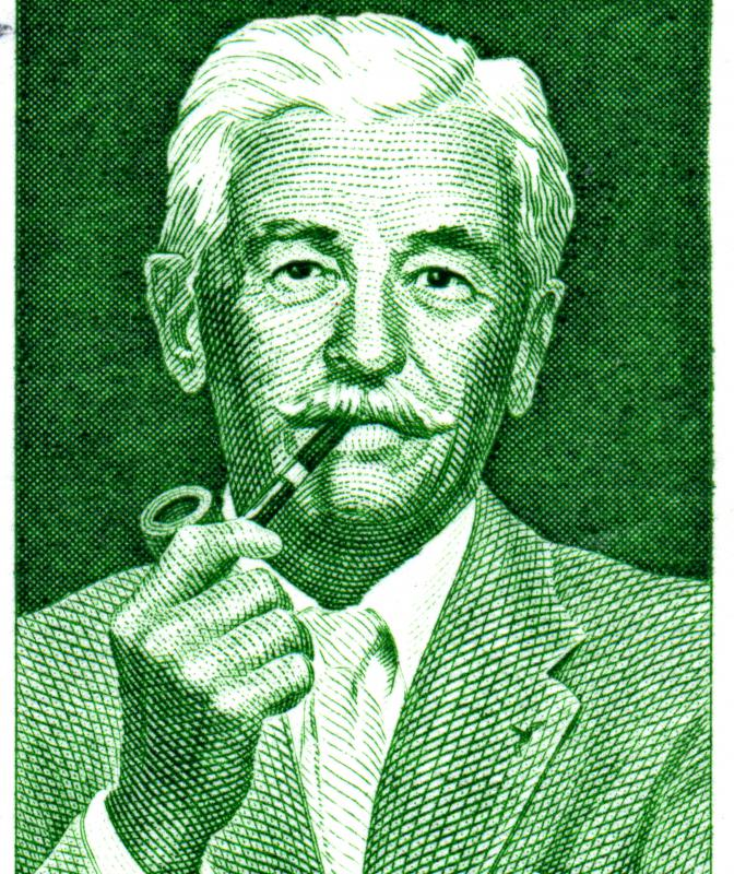 William Faulkner was an American novelist.