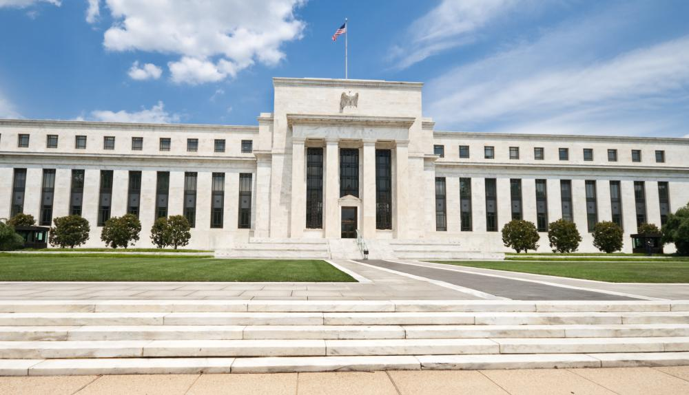 The Federal Reserve System is headquartered in the Mariner S. Eccles Building in Washington.