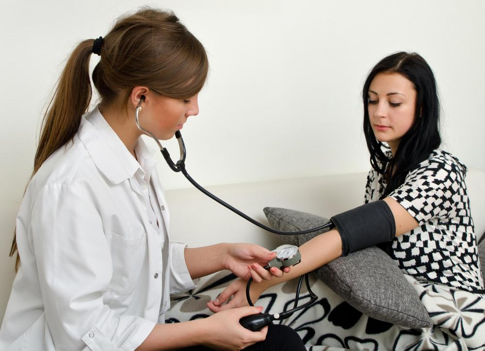 Side effects of interleukin therapy may include low blood pressure.