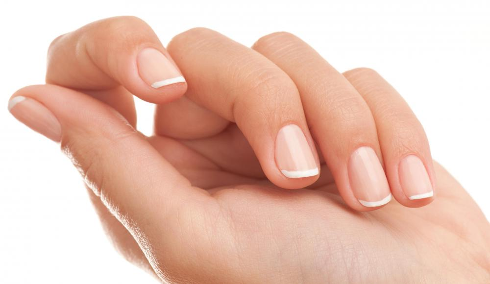 Skin and nails are part of the integumentary system that helps protect the body.