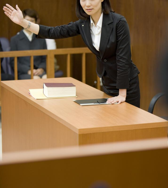 Lawyers must possess linguistic intelligence in order to adequately be able to persuade others during a trial.