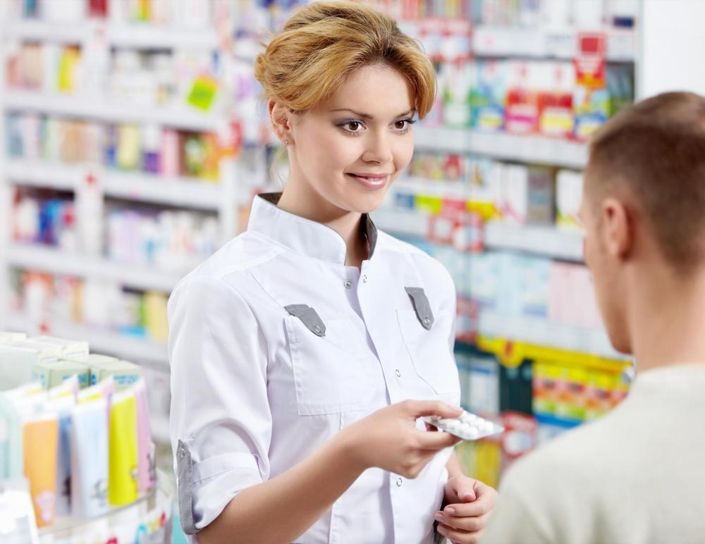 A pharmacist can provide information about possible side effects of dimethicone.