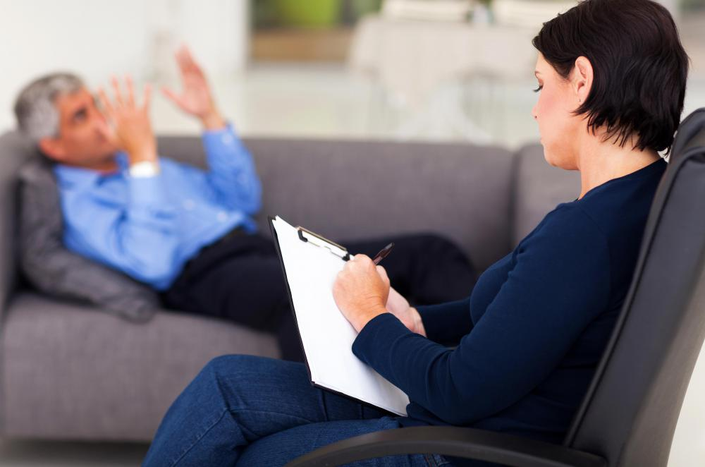 There are strict confidentiality guidelines that govern psychiatrists and other medical professionals.