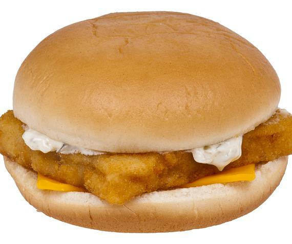 The McDonald's Filet-O-Fish sandwich was created by an Ohio franchisee after he noticed that his largely Catholic clientele wasn't purchasing burgers on Friday.