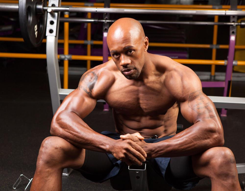 Body building is considered an active exercise.