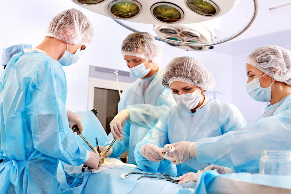 A bursectomy is a procedure performed by orthopedic surgeons to remove an inflamed bursa between joints.