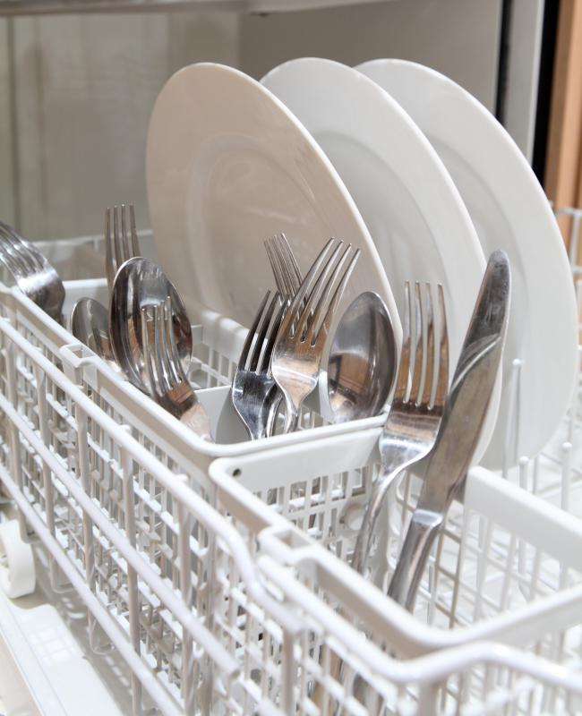 Dishwashers need to be cleaned every so often in order to continue to run efficiently.