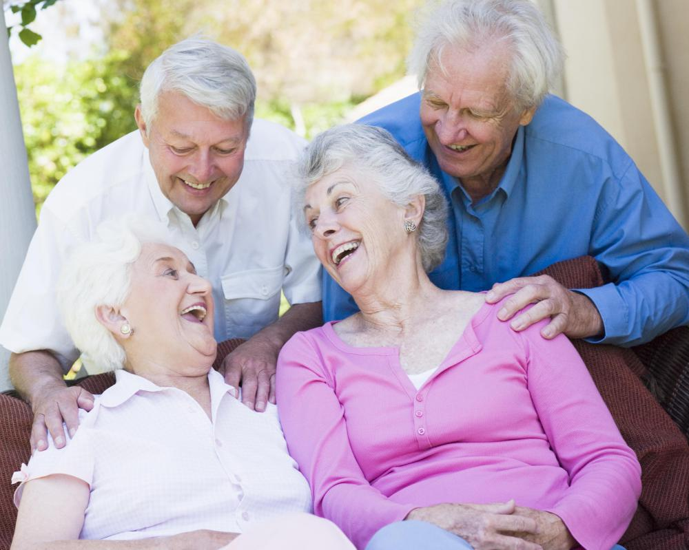 Seniors may utilize anticipatory socialization when joining a new retirement community.