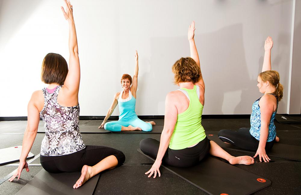 Gentle yoga and other types of physical therapy may benefit people who have abnormal kyphosis.