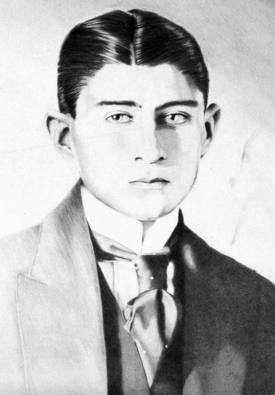Franz Kafka is one of the great modern writers that thrived between in the early part of the 1900's.