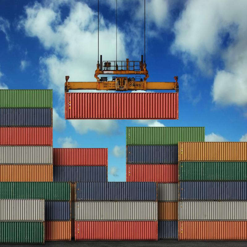 Import Export businesses usually rely on shippers that use intermodal containers for the sake of efficiency.