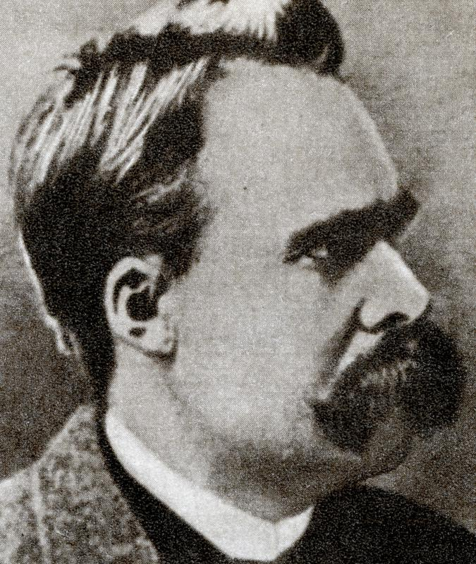 German philosopher Friedrich Nietzsche's view of nihilism voids human existence of having any meaning.