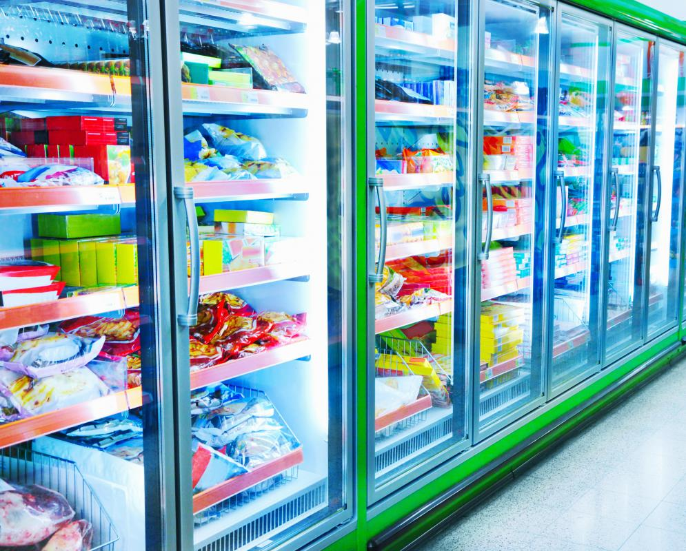 Frozen food can retain its nutritional value for up to one year.