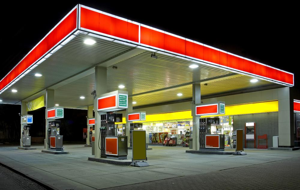 Gas stations in Oregon and New Jersey are legally required to be full service.