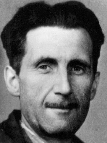 George Orwell was one of many writers that wrote in reaction to the horrors of modern warfare observed during the two World Wars.