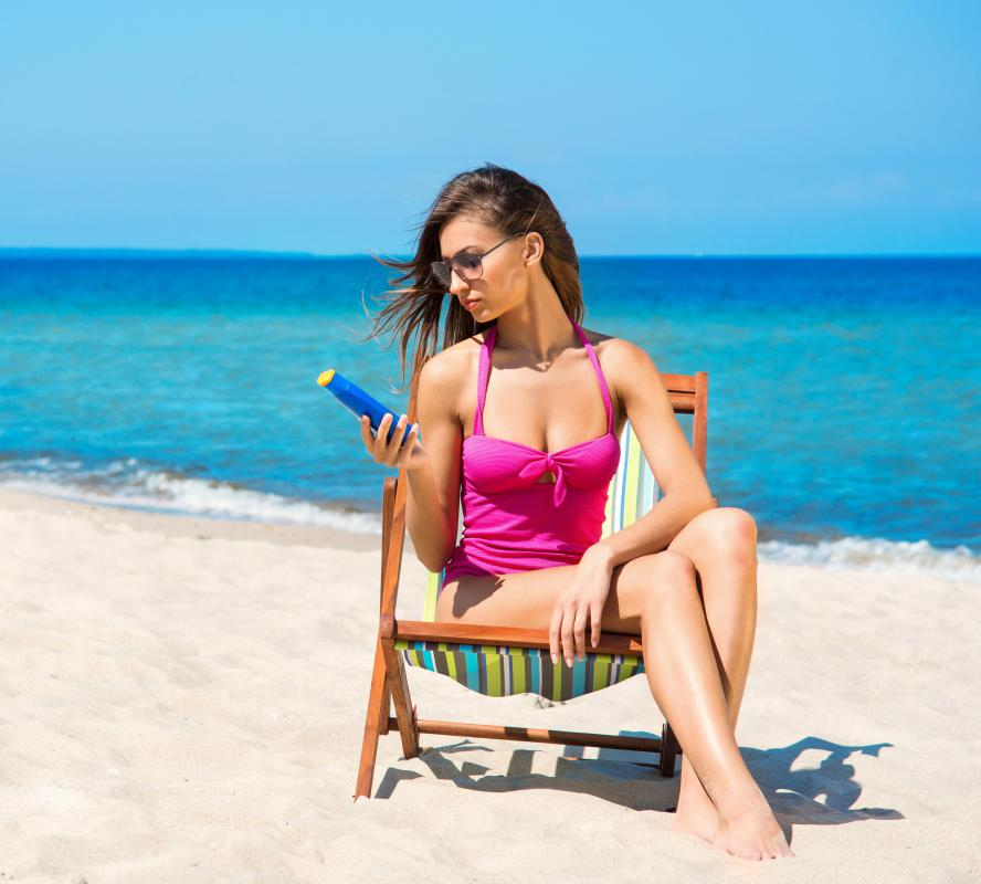 When compared with traditional sunscreen, sunscreen containing nanoparticles is better protection from skin cancer.