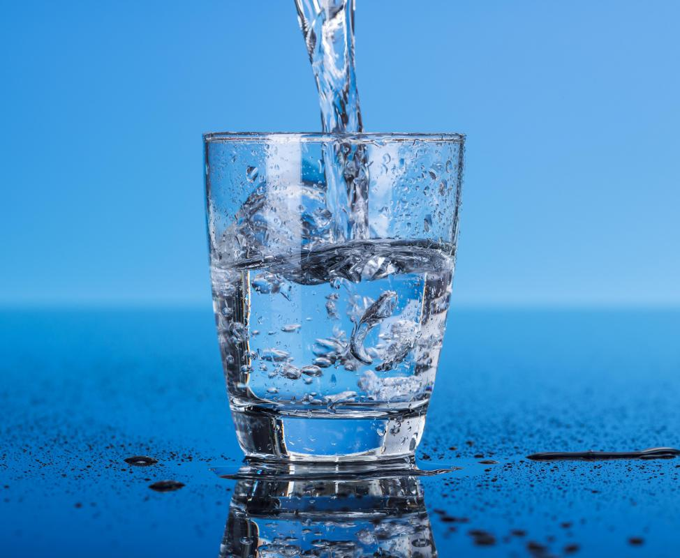 There is as yet no proof that drinking oxygenated water offers health benefits.
