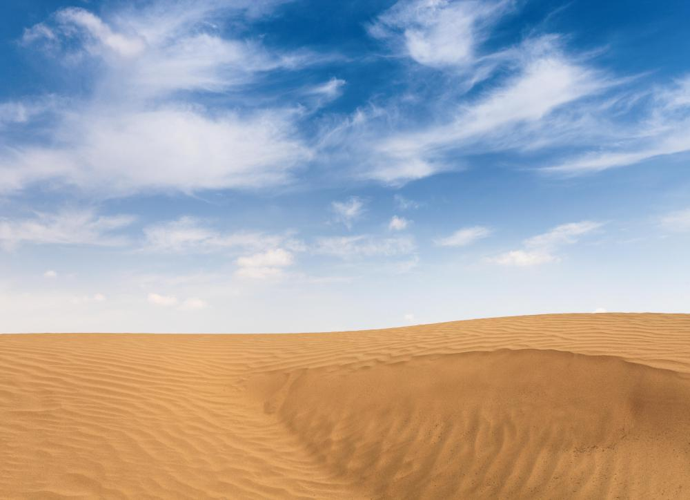 China's Gobi Desert is one of the least populated places outside Antarctica.