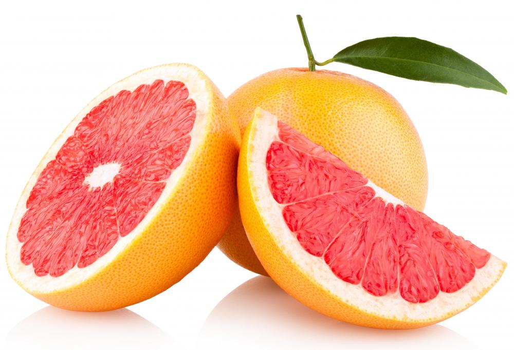 Grapefruit doesn't have as much lycopene as watermelon, but is still a good source.