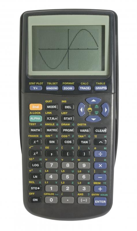Supplies for school may include a graphing calculator.