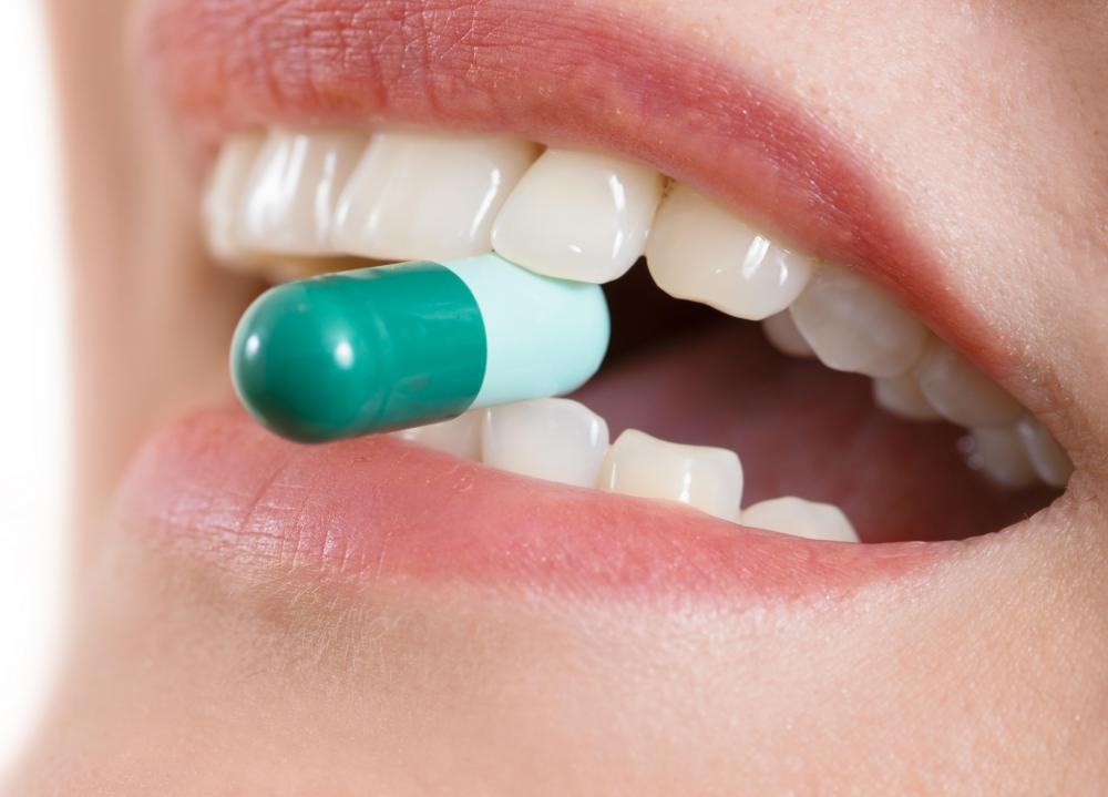 Antibiotics may be prescribed to prevent infection following a tooth extraction.